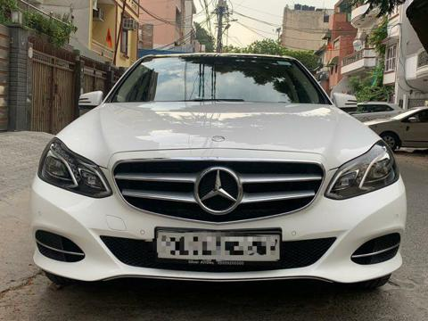 Mercedes Benz E Class E 200 Edition E (2016) in Faridabad