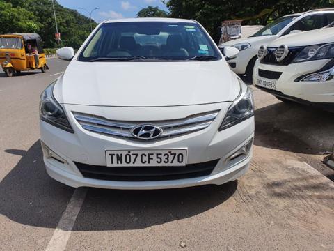 Hyundai Verna 1.6 CRDI SX (2016) in Chennai