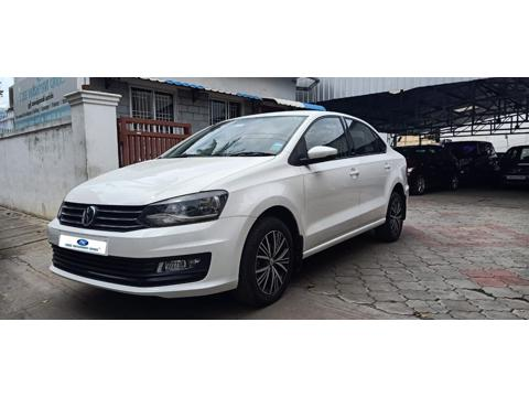 Volkswagen Vento 1.5 TDI Highline MT (2017) in Coimbatore
