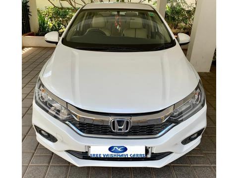 Honda City V 1.5L i-VTEC (2017) in Coimbatore