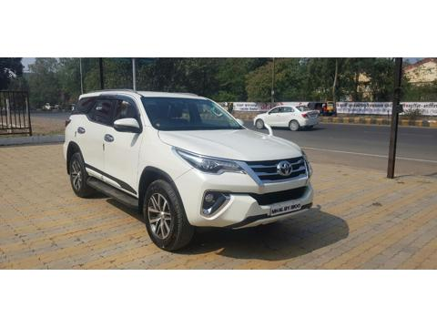 Toyota Fortuner 2.8 4x4 AT (2017) in Ahmednagar