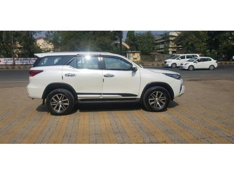 Toyota Fortuner 2.8 4x4 AT (2017) in Parbhani