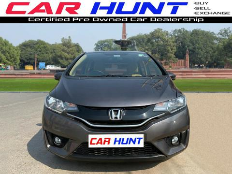 Honda Jazz V CVT Petrol (2018) in Faridabad