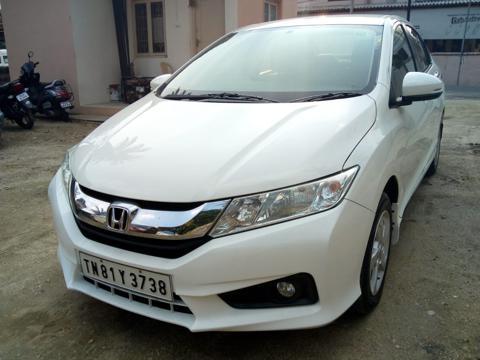 Honda City V 1.5L i-DTEC (2015) in Coimbatore
