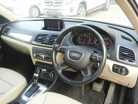 Audi Q3 35 TDI quattro Technology (2018) in Yamunanagar