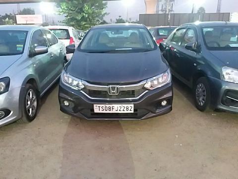 Honda City VX 1.5L i-DTEC (2017) in Hyderabad