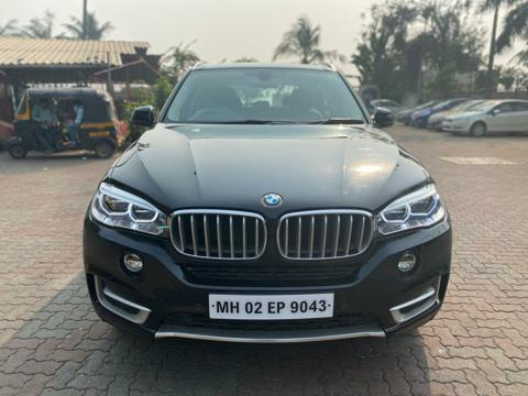BMW X5 xDrive 30d (2017) in Mumbai