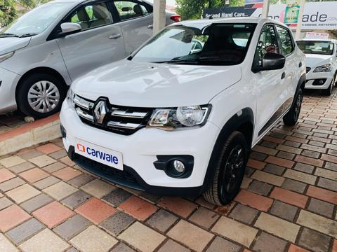 Renault Kwid RxT (O) (2018) in Pathanamthitta