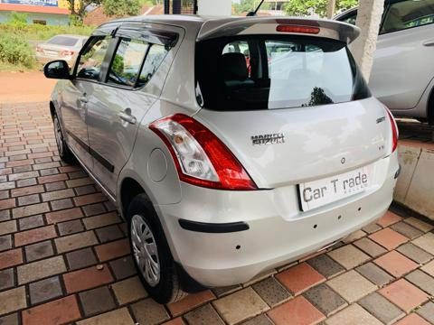 Maruti Suzuki Swift VXI (O) (2017) in Pathanamthitta
