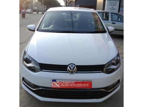 Volkswagen Polo Highline1.2L (P) (2016) in Dharwad