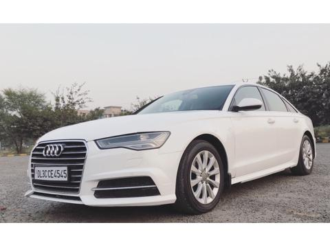 Audi A6 35 TDI Matrix (2016) in Faridabad