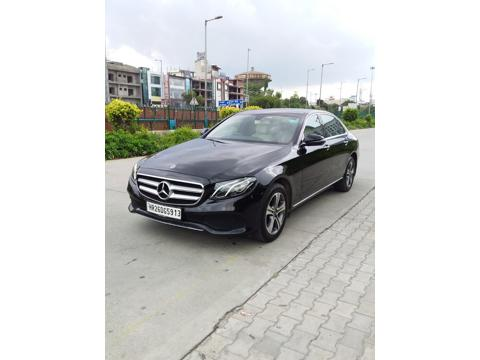 Mercedes Benz E Class E 220 d (2017) in Gurgaon