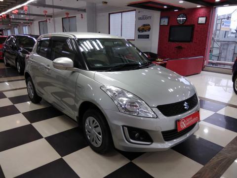 Maruti Suzuki Swift VDi ABS (2017) in Hospet