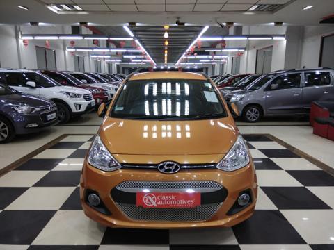 Hyundai Grand i10 4 Speed Automatic Asta (2015) in Hospet