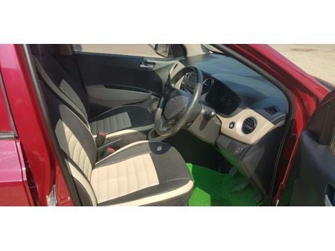 Hyundai Grand i10 Asta(O) 1.1 U2 CDRi Diesel (2016) in Parbhani