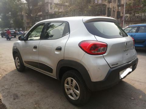 Renault Kwid 1.0 RXT (2016) in Mumbai