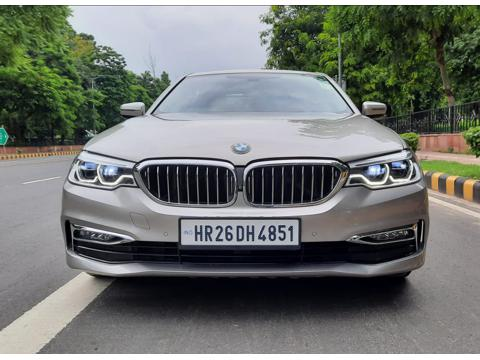 BMW 5 Series 520d Luxury Line (2017) in Lucknow