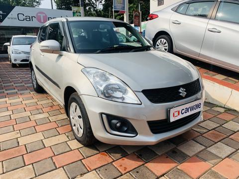 Maruti Suzuki Swift VDi ABS (2017) in Pathanamthitta