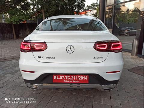 Mercedes Benz GLC 300 (2019) in Alappuzha