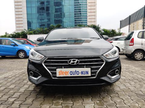 Hyundai Verna Fluidic 1.6 VTVT SX Opt AT (2018) in Chennai