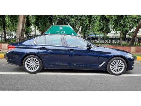 BMW 5 Series 520d Luxury Line (2019) in Lucknow