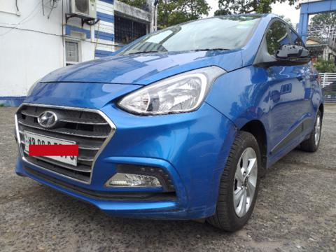 Hyundai Xcent 1.2L Kappa Dual VTVT 5-Speed Manual SX (2017) in Asansol