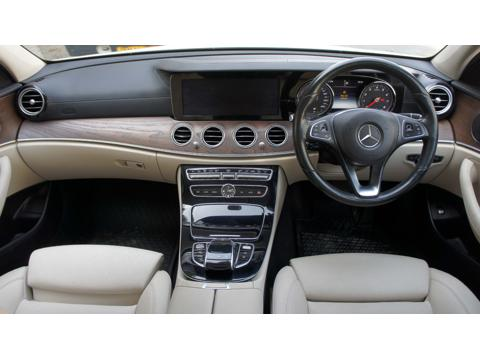 Mercedes Benz E Class E 200 (2017) in Gurgaon