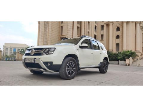 Renault Duster 110 PS RXZ 4X2 AMT (2016) in Thane