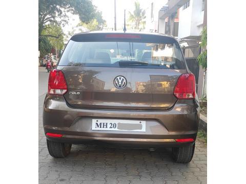 Volkswagen Polo Highline1.2L (P) (2016) in Nagpur