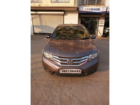 Honda City 1.5 V MT Sunroof (2012) in Kolkata