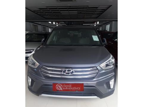 Hyundai Creta 1.6 SX Plus AT Petrol (2015) in Hospet