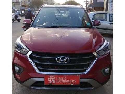 Hyundai Creta 1.6 SX Plus AT Petrol (2018) in Hospet