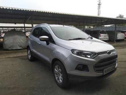 Ford EcoSport 1.5 Ti-VCT Titanium (MT) Petrol (2016) in Tirupur