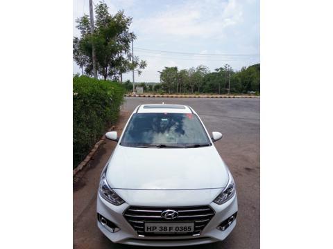 Hyundai Verna 1.6 CRDI SX Plus AT (2018) in Jhansi