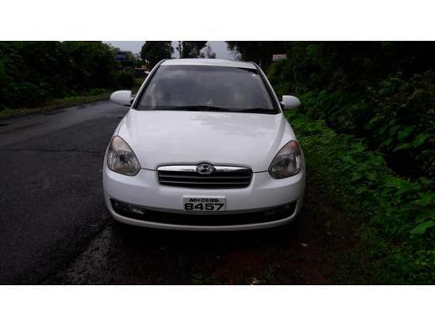 Hyundai Verna CRDI VGT SX 1.5 (2009) in Ratnagiri