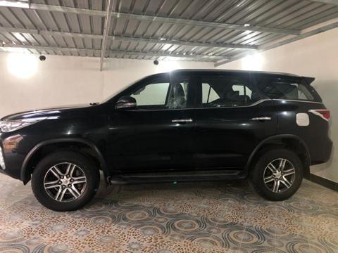 Toyota Fortuner 2.8 4x2 MT (2018) in Rajkot