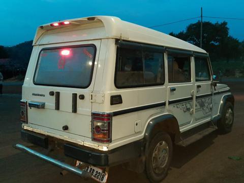 Mahindra Bolero Power Plus SLE (2016) in Chhindwara