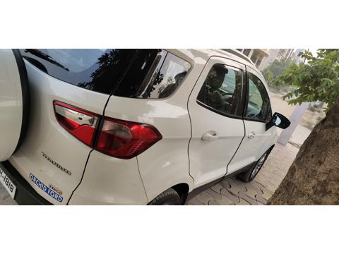Ford EcoSport 1.5 TDCi Titanium(O) MT Diesel (2013) in Meerut