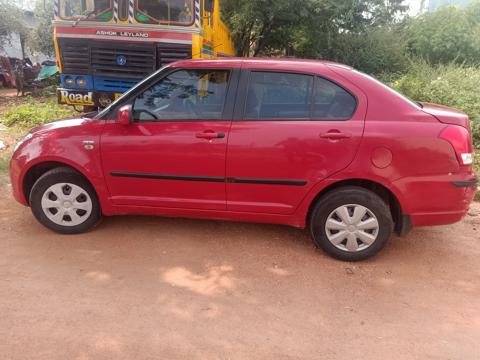Maruti Suzuki Swift Dzire VDi (2011) in Anantapur