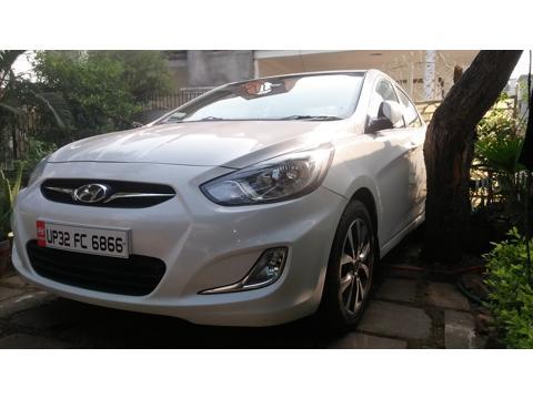 Hyundai Verna Fluidic 1.6 CRDI SX (2013) in Jhansi