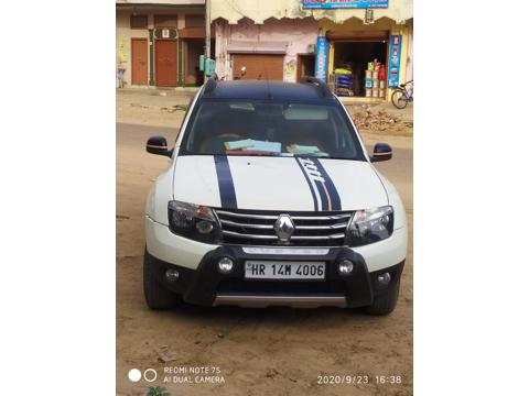 Renault Duster RxZ Diesel 110PS Plus (2015) in Bhiwani