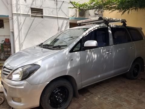 Toyota Innova Aero 2.5 GX (Diesel) 8STR Euro 3 (2010) in Madurai