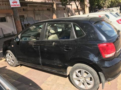 Volkswagen Polo Highline 1.6L (P) (2011) in Rajkot