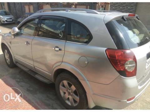 Chevrolet Captiva LT (2009) in Jammu