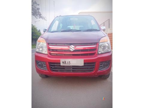 Maruti Suzuki Wagon R LXi Minor 06 (2007) in Solapur