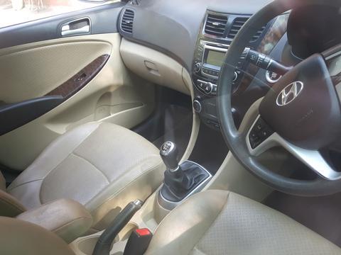 Hyundai Verna Fluidic 1.6 CRDI SX Opt (2015) in Meerut