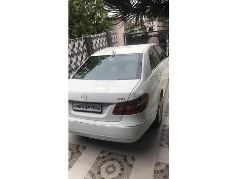Mercedes Benz E Class E250 CDI BlueEfficiency (2011) in Jammu