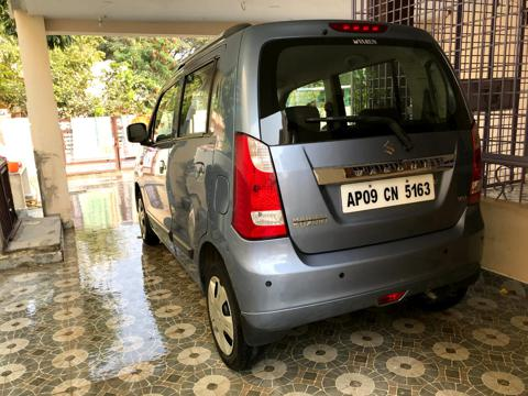 Maruti Suzuki Wagon R 1.0 MC VXI (2012) in Anantapur