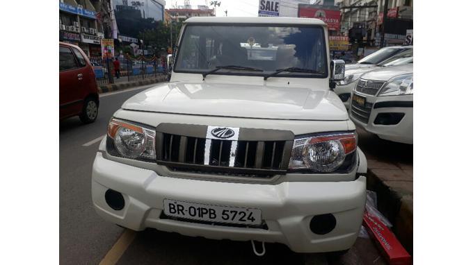 Used 2012 Mahindra Bolero Car In Patna