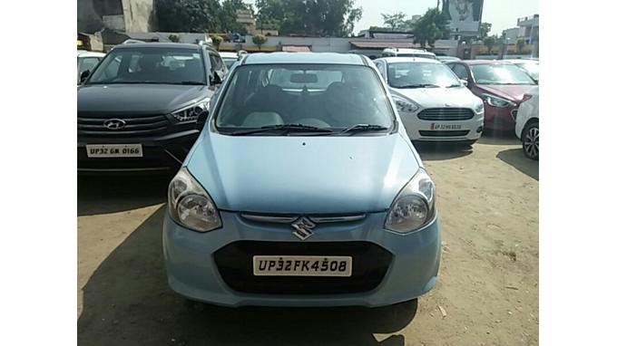 Used 2014 Maruti Suzuki Alto 800 Car In Lucknow